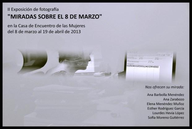 Difusión II Exposición de fotos 8Marzo