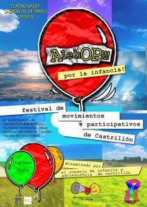 festival participación infantil 2013