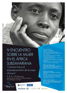 iv encuentro mujer africa subsahariana