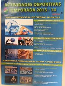 Deportes 2013-2014
