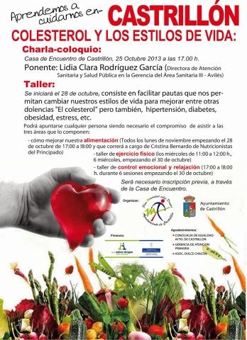 colesterol 25.10.2013