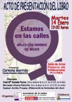 presentacion libro isabel antón avilés 14 enero 2014