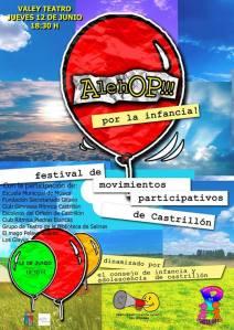 festival participación infantil 2014