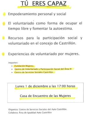 charla voluntariado Ana