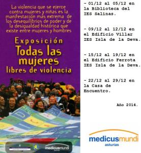 cartel exposicion medicusmundi