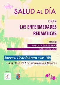 enfermedades reumáticas salud al día 19.02.2015
