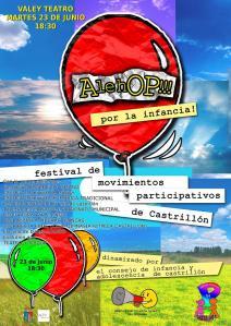 Asturias con niños: IV Festival de Participación Infantil, el martes 23 de junio en el Valey