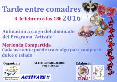 Cartel Comadres 2016