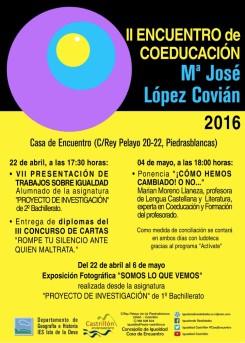 II Encuentro Coeducación 2016