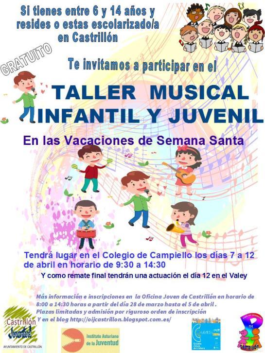 cartelsemanasanta_plan de infancia_Semana Santa 2017